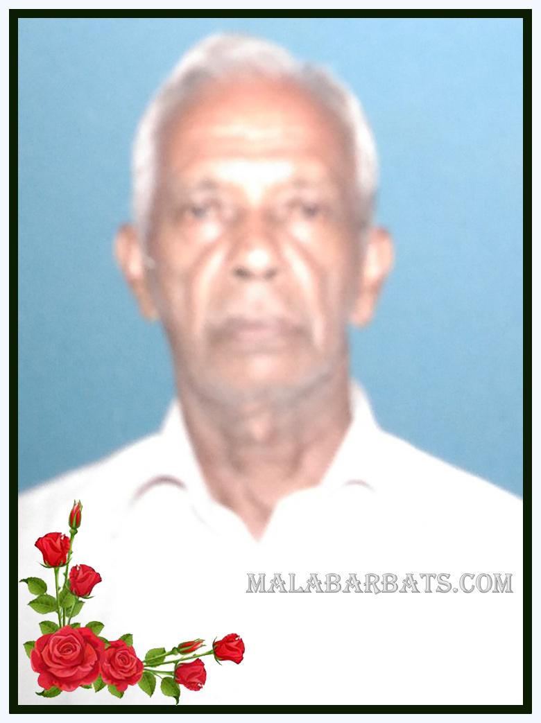പനത്തടി ആദ്യകാല കുടിയേറ്റ കര്ഷകന് ബളാംതോട് മായത്തി പാലാപ്പറമ്പില് പി.ജെ ജോണ് നിര്യാതനായി